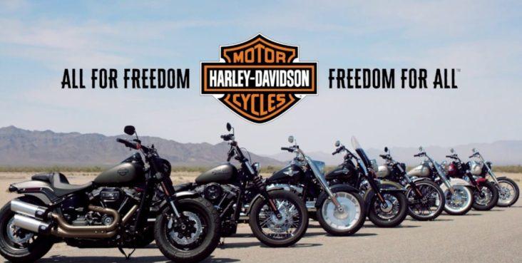 2018 Harley Davidson Entire Lineup   GoMotoRiders ...