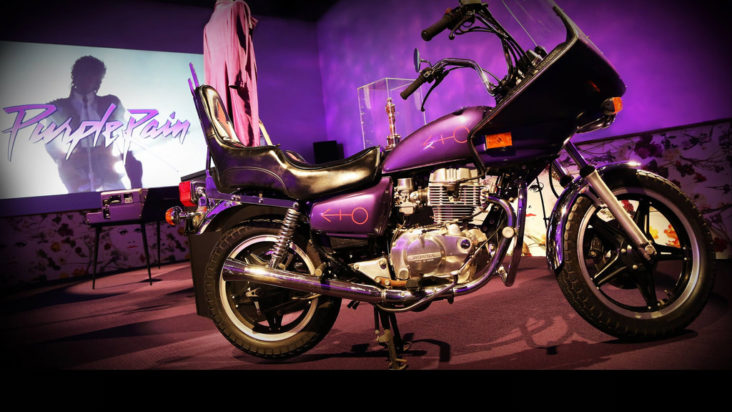 Purple Rain Motorcycle Was the Bike Only Prince Could Ride