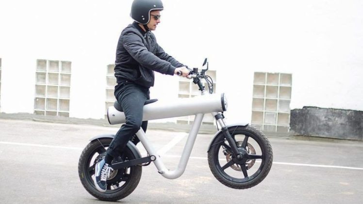 735f54a9a94 The new electric motorcycle called Pocket Rocket by Sol Motors is probably  one of the most unique motorcycles we have ever seen. The company is  launching a ...