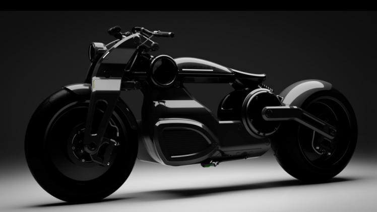 Zeus Bobber – A Futuristic Motorcycle Revealed - 2020 ...