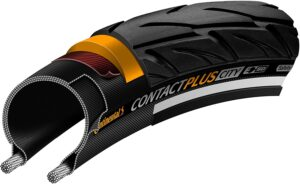 Continental Contact Plus Travel Bike Tire