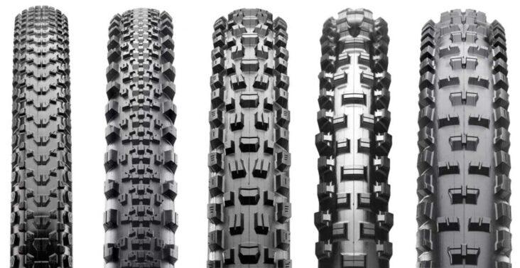 bike tires Tread pattern