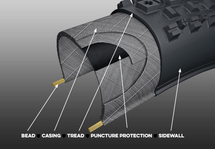 tire casing