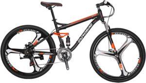 Eurobike Full Suspension Mountain Bike
